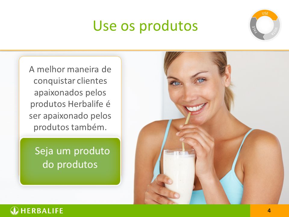 Seja um produto do produtos