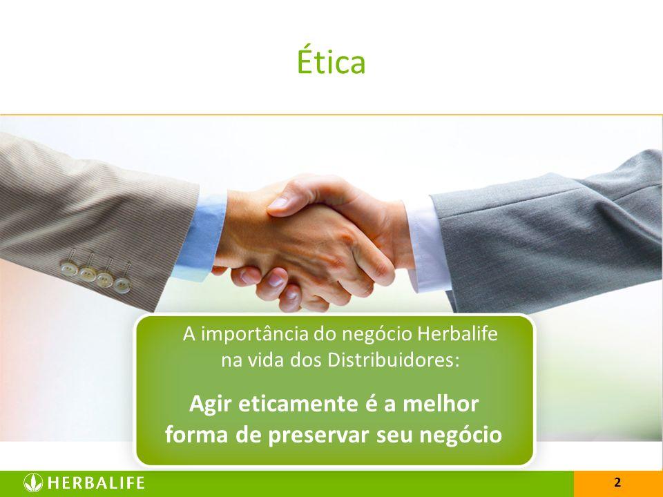 Agir eticamente é a melhor forma de preservar seu negócio