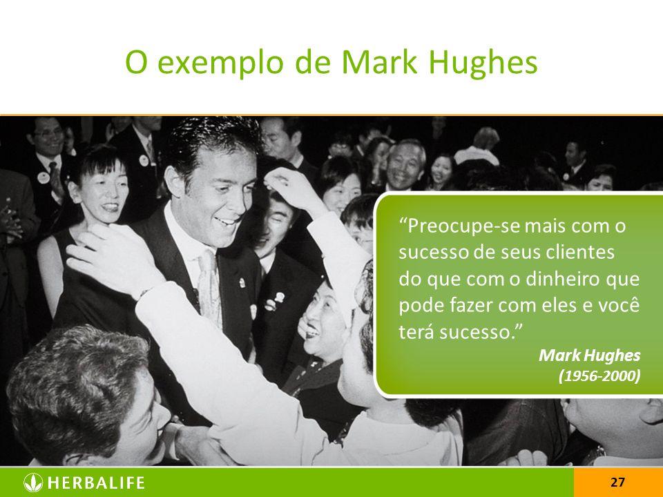 O exemplo de Mark Hughes