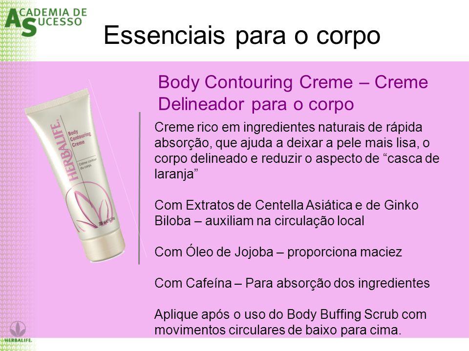 Essenciais para o corpo