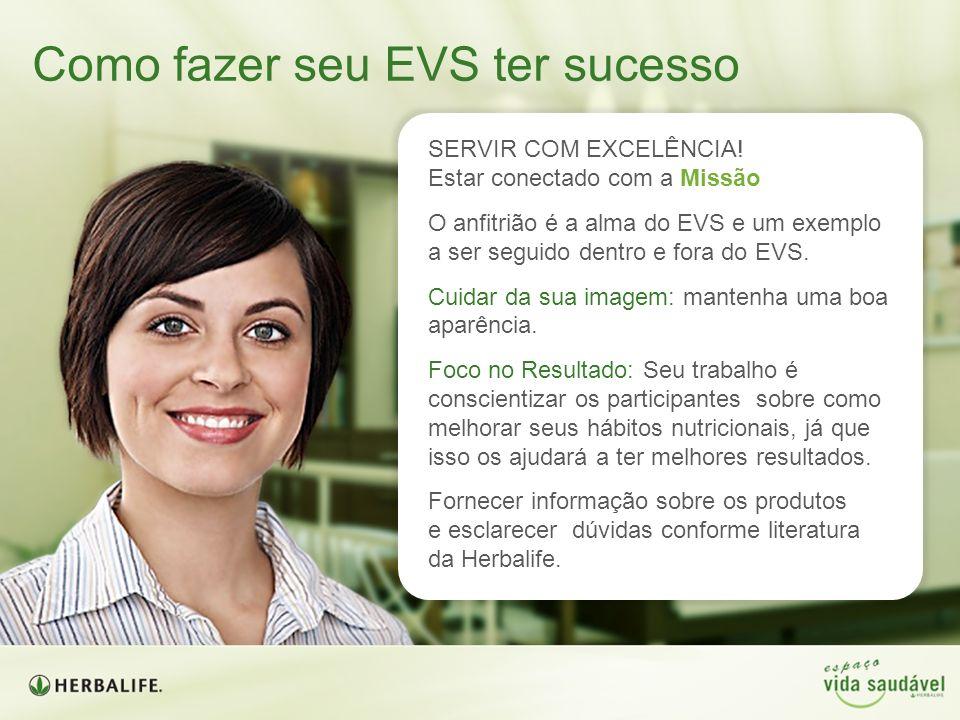 Como fazer seu EVS ter sucesso