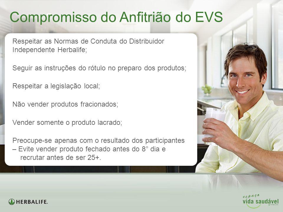 Compromisso do Anfitrião do EVS