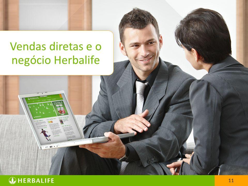 Vendas diretas e o negócio Herbalife
