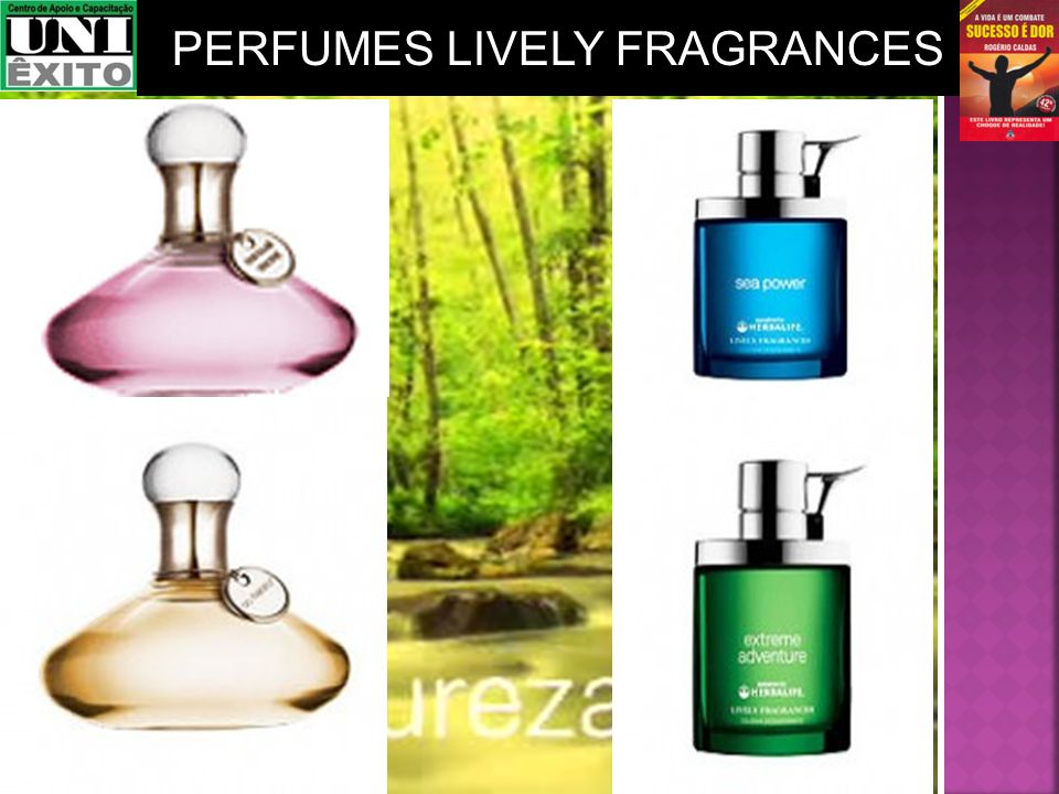 PERFUMES LIVELY FRAGRANCES