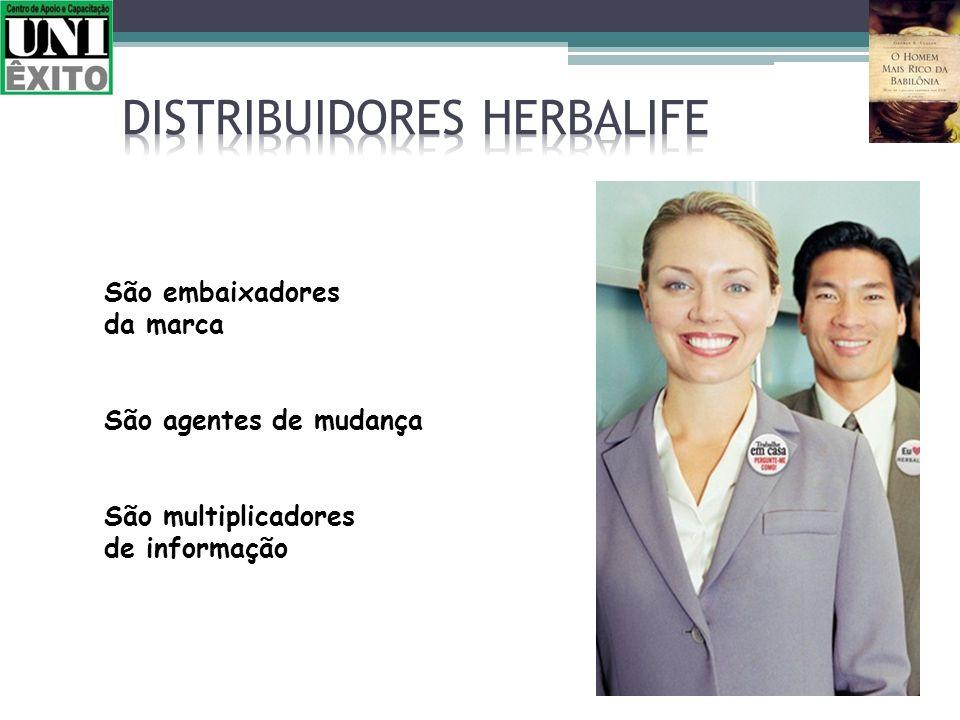 Distribuidores Herbalife