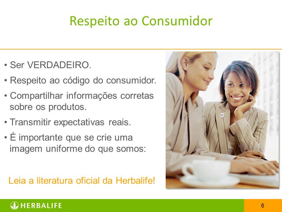 Respeito ao Consumidor