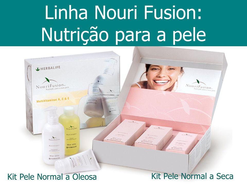 Linha Nouri Fusion: Nutrição para a pele