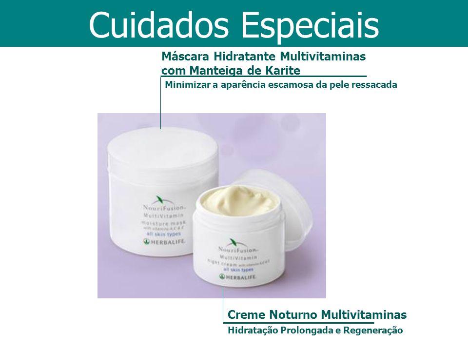 Cuidados Especiais Máscara Hidratante Multivitaminas