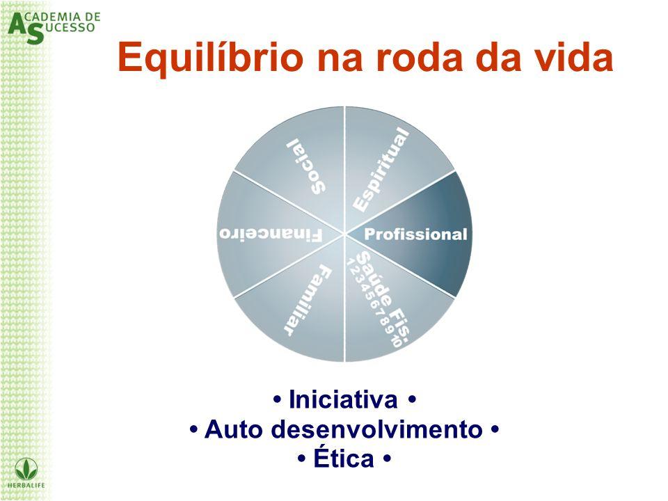Equilíbrio na roda da vida • Auto desenvolvimento •