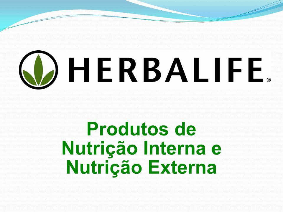 Produtos de Nutrição Interna e Nutrição Externa