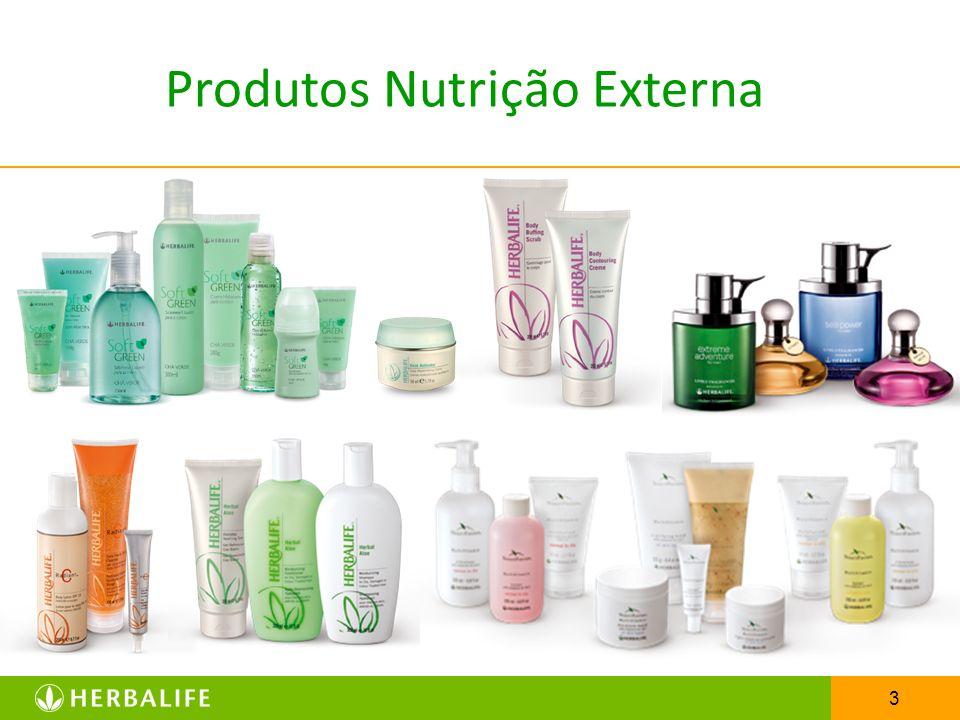 Produtos Nutrição Externa