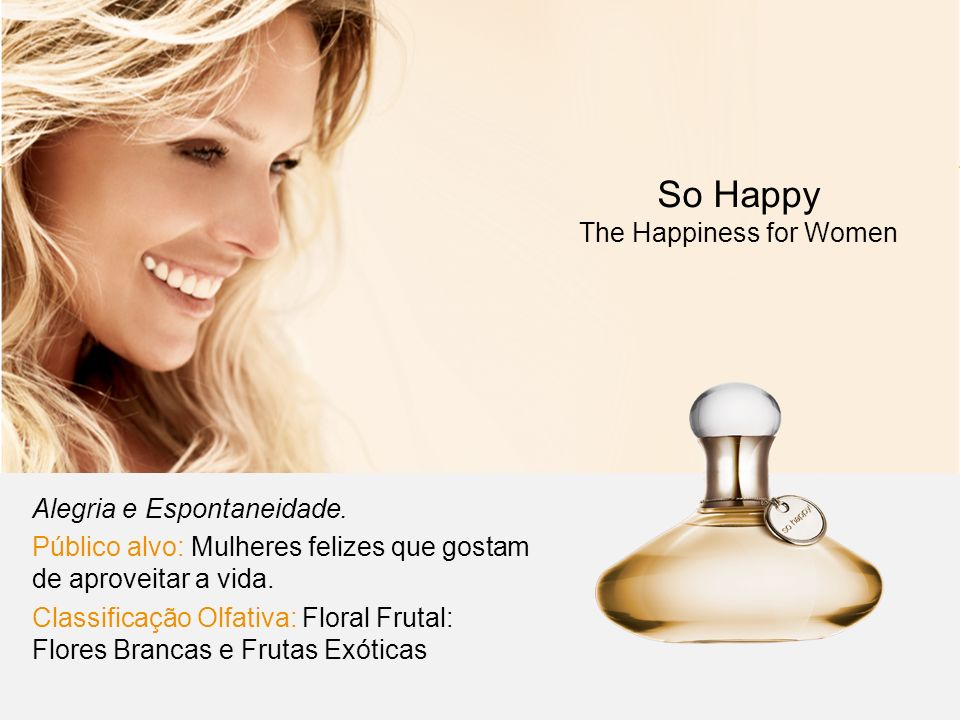 The Happiness for Women
