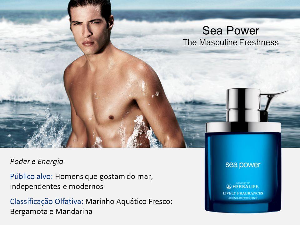 The Masculine Freshness