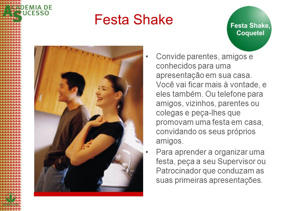 Festa Shake