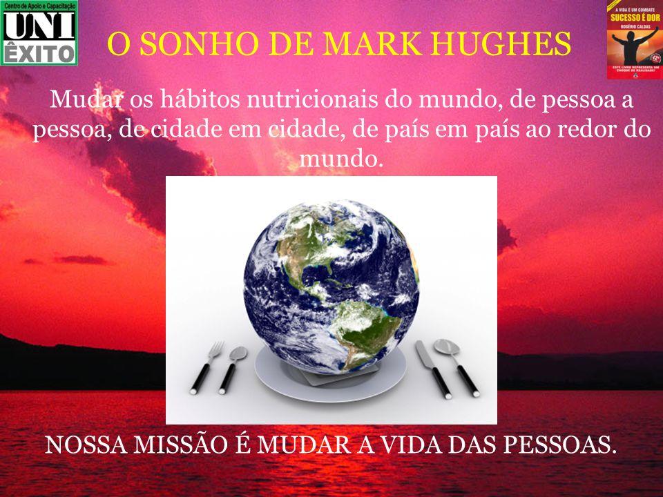 O SONHO DE MARK HUGHES