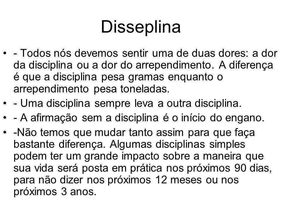 Disseplina