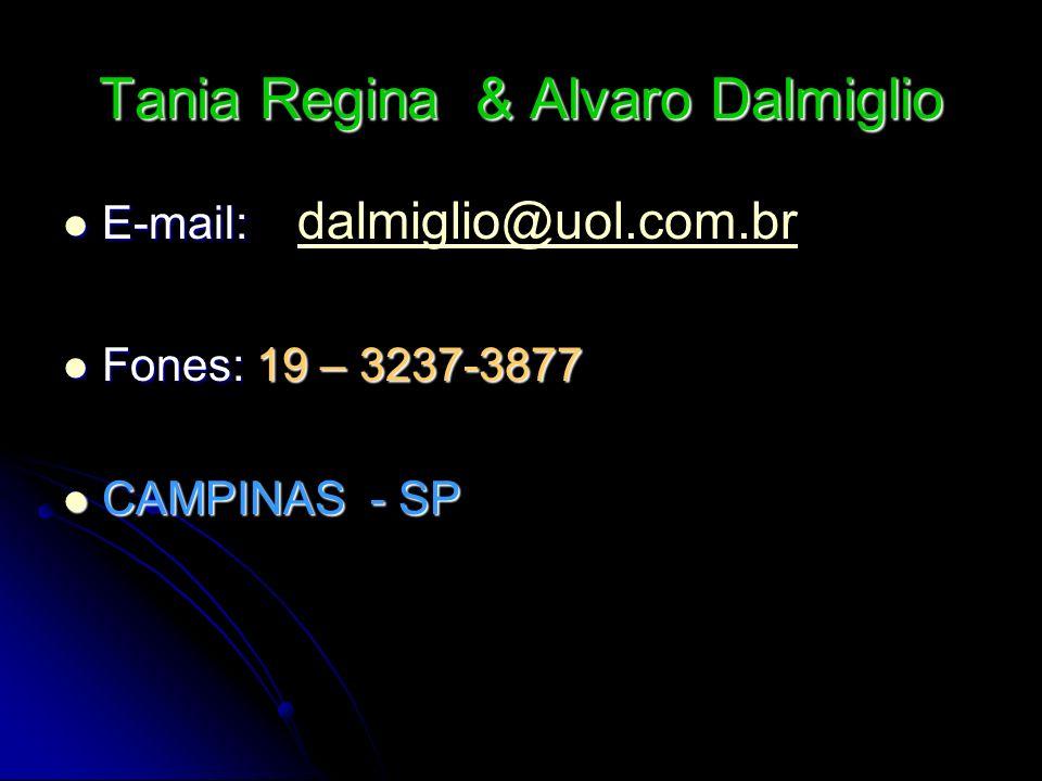 Tania Regina & Alvaro Dalmiglio