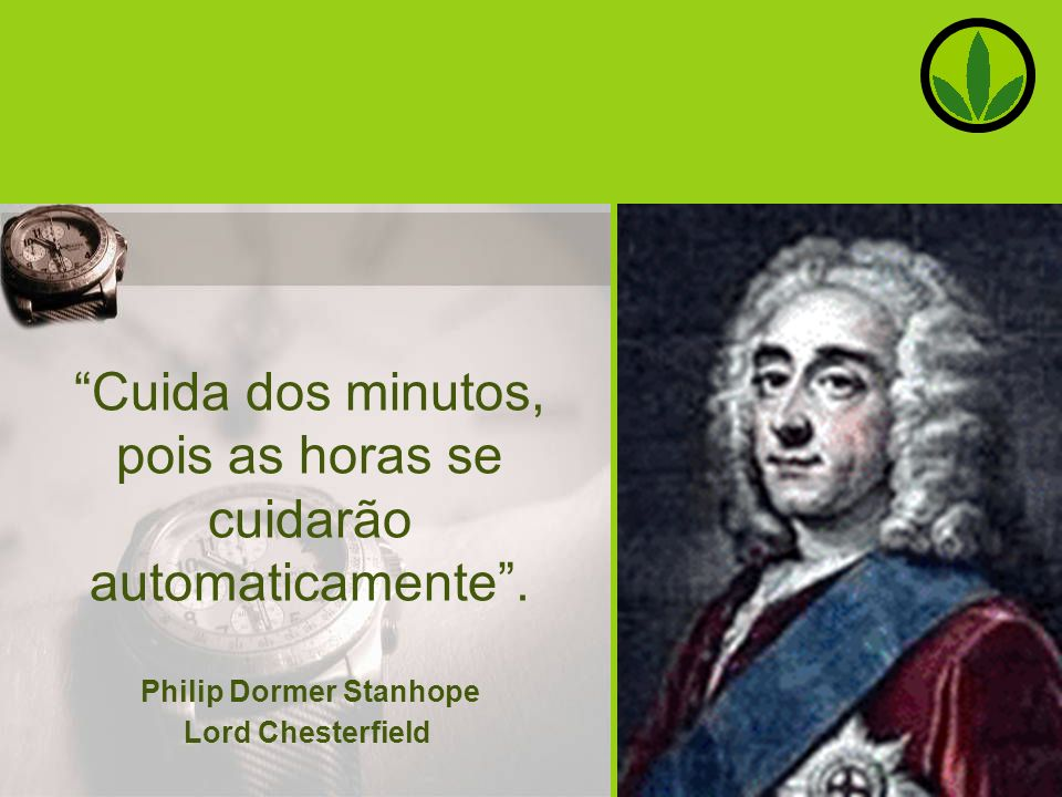 Philip Dormer Stanhope Lord Chesterfield