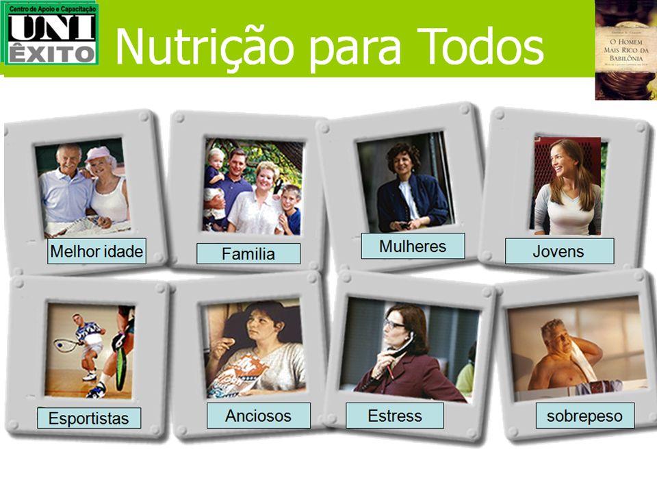 Nutrição para Todos Mulheres Melhor idade Jovens Familia Anciosos