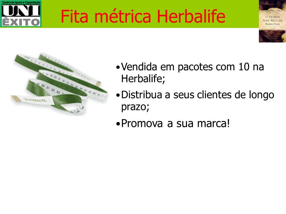 Fita métrica Herbalife