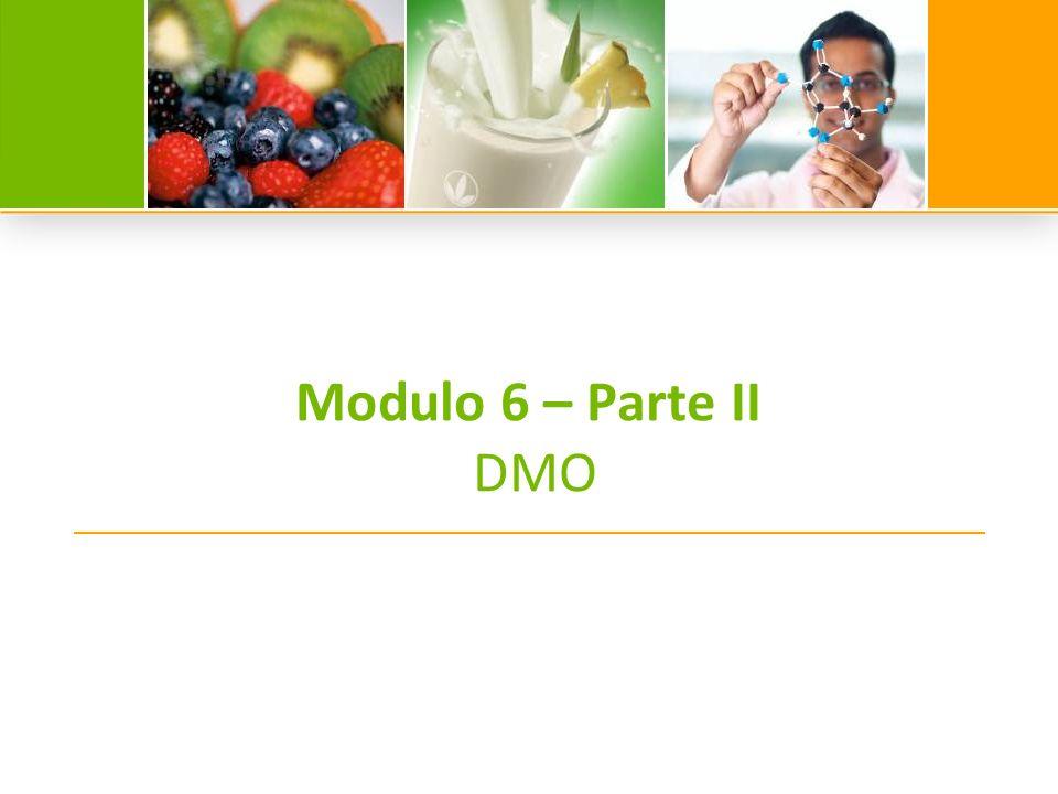 Modulo 6 – Parte II DMO