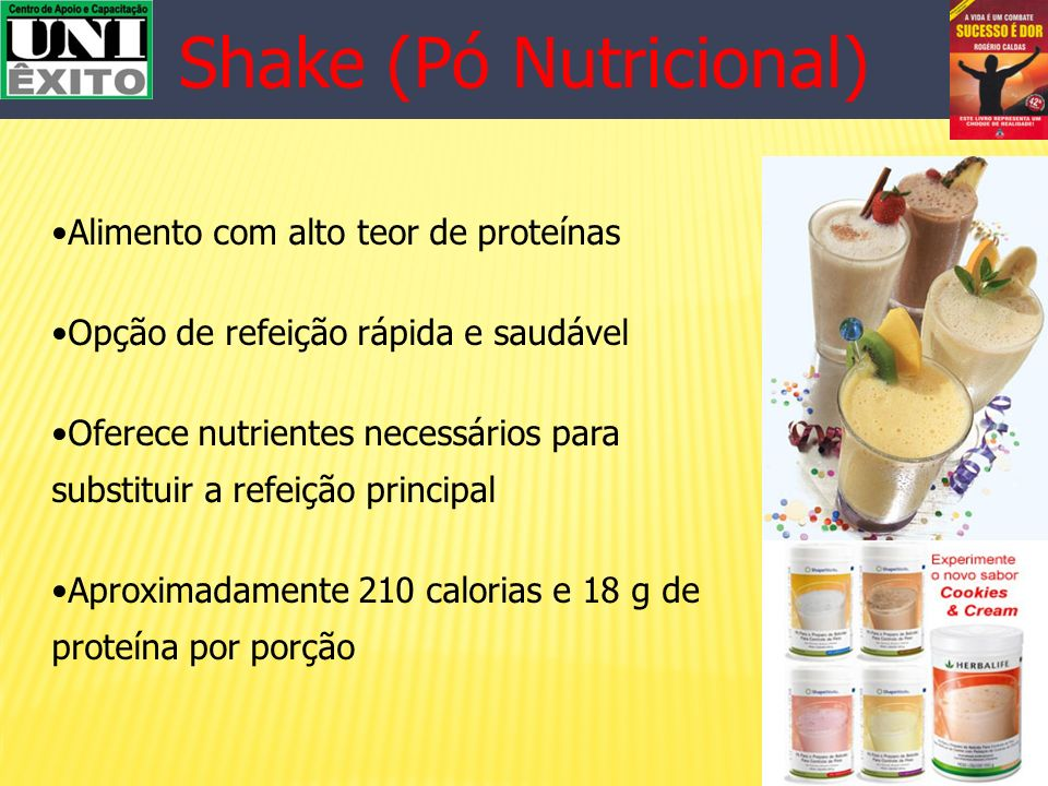 Shake (Pó Nutricional)