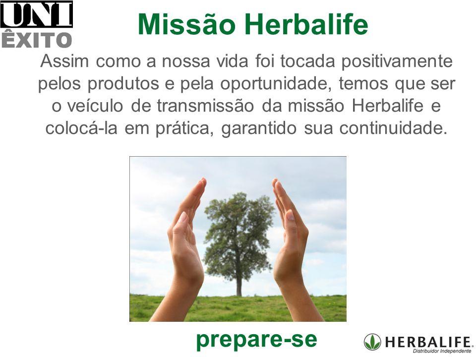 Missão Herbalife prepare-se