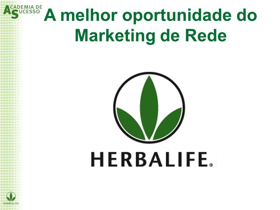 A melhor oportunidade do Marketing de Rede