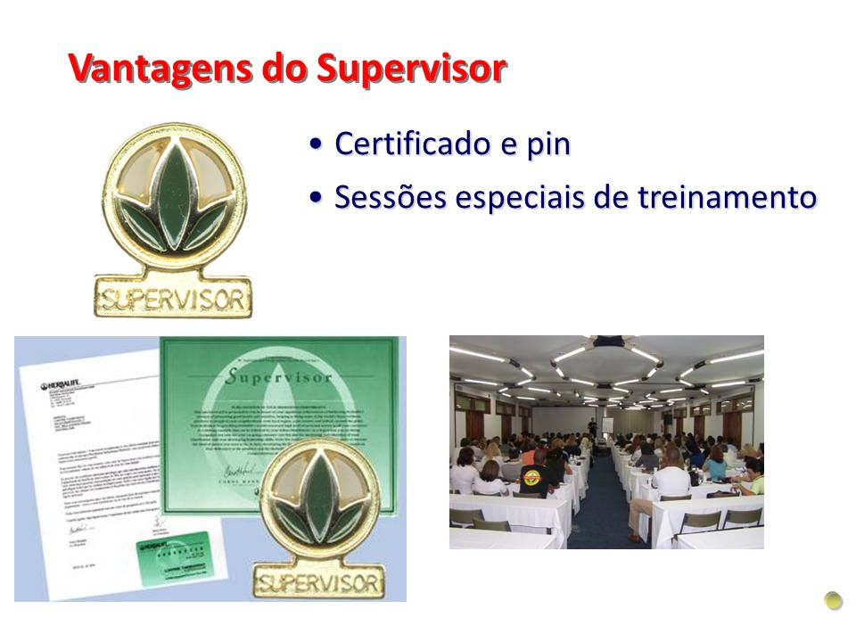 Vantagens do Supervisor