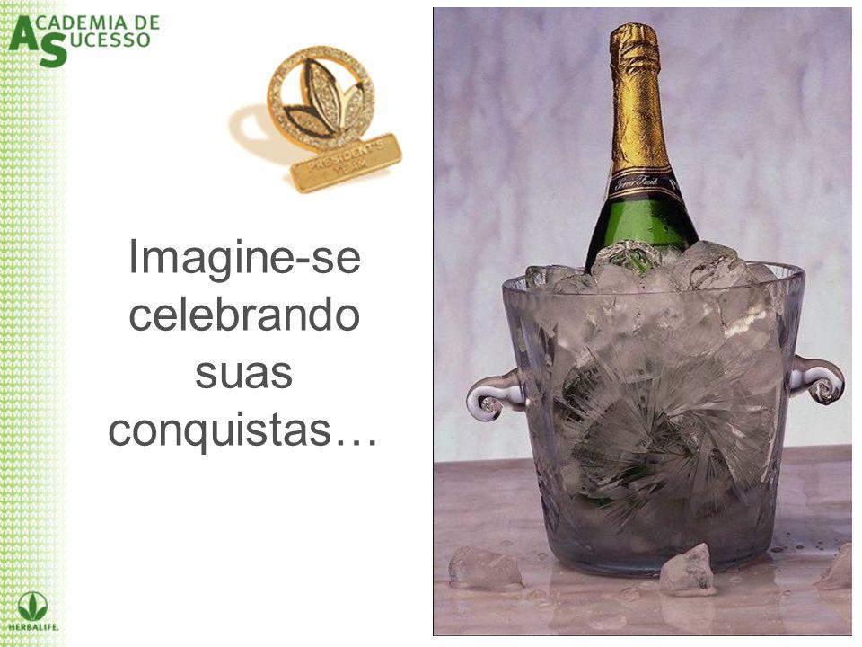 celebrando suas conquistas…