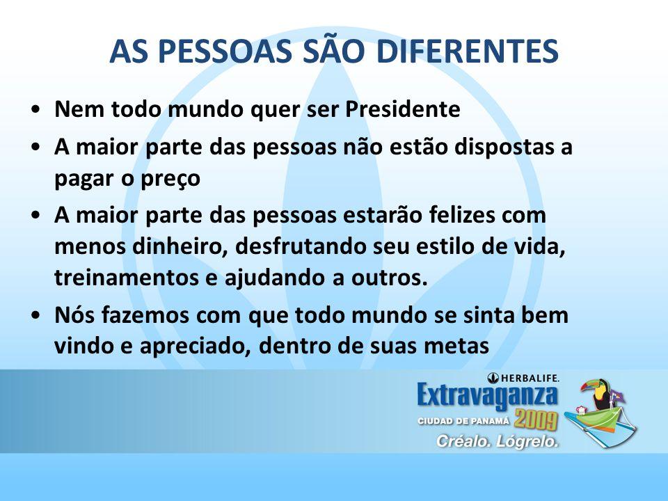 AS PESSOAS SÃO DIFERENTES