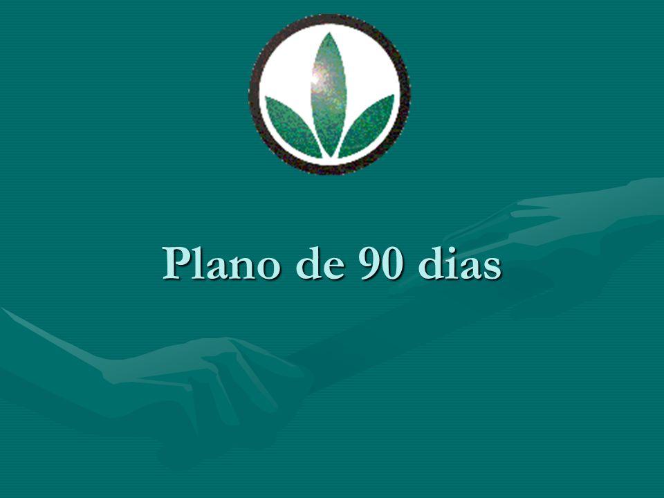 Plano de 90 dias