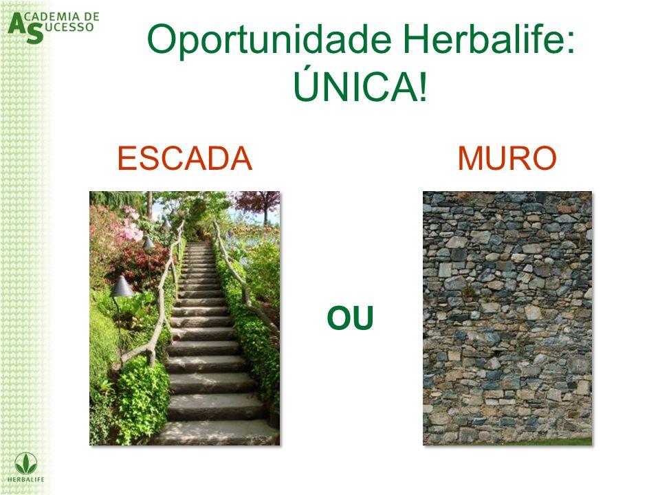 Oportunidade Herbalife: ÚNICA!