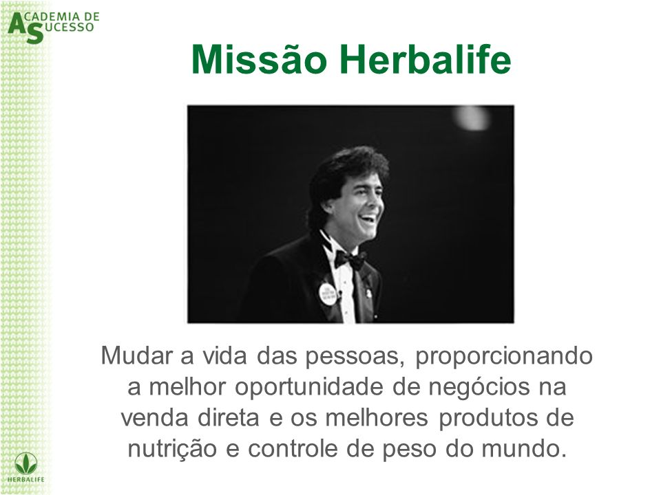 Missão Herbalife