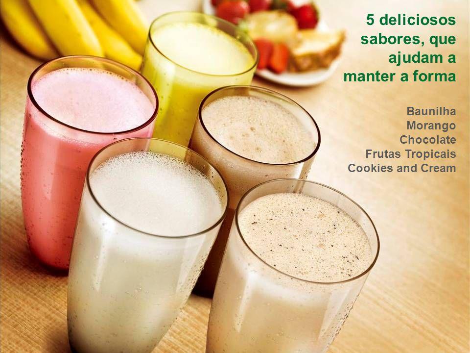 5 deliciosos sabores, que ajudam a manter a forma