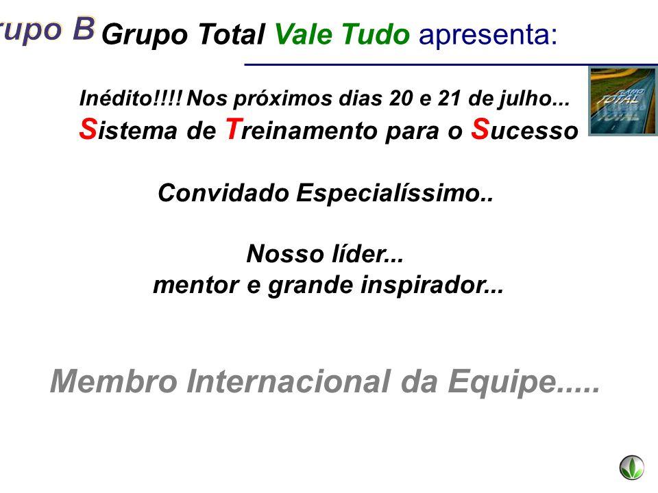 Membro Internacional da Equipe.....