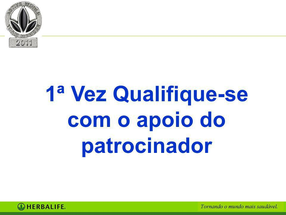 1ª Vez Qualifique-se com o apoio do patrocinador