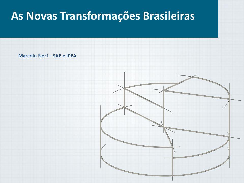 As Novas Transformações Brasileiras