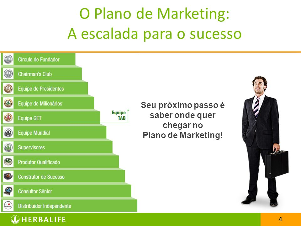 O Plano de Marketing: A escalada para o sucesso