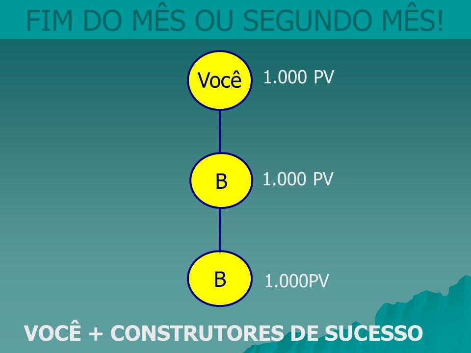 VOCÊ + CONSTRUTORES DE SUCESSO