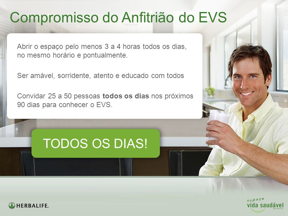 Compromisso do Anfitrião do EVS