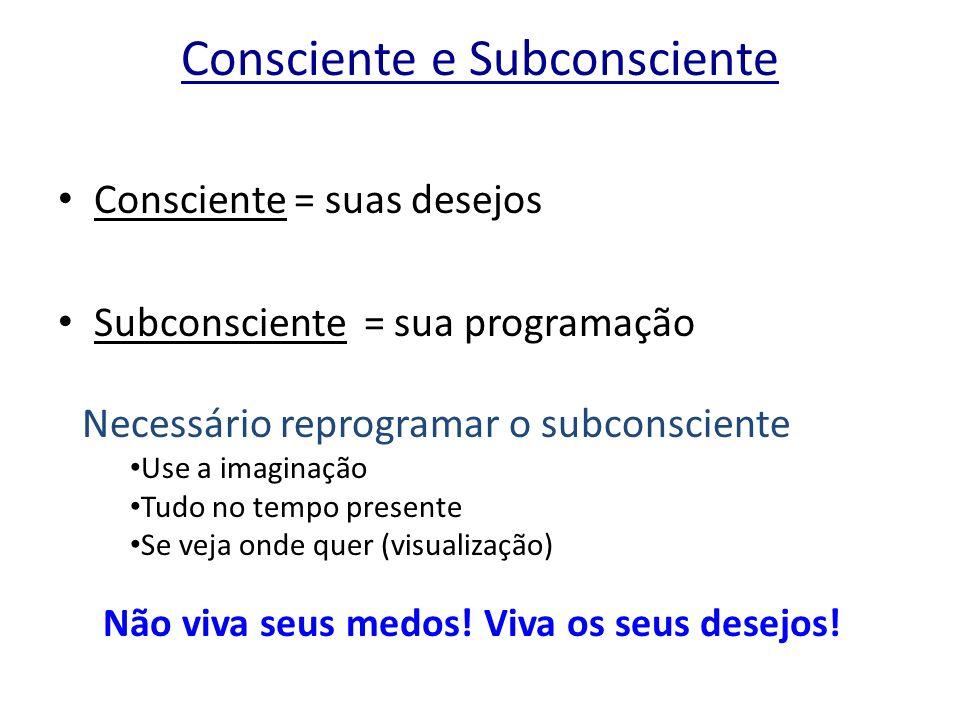 Consciente e Subconsciente