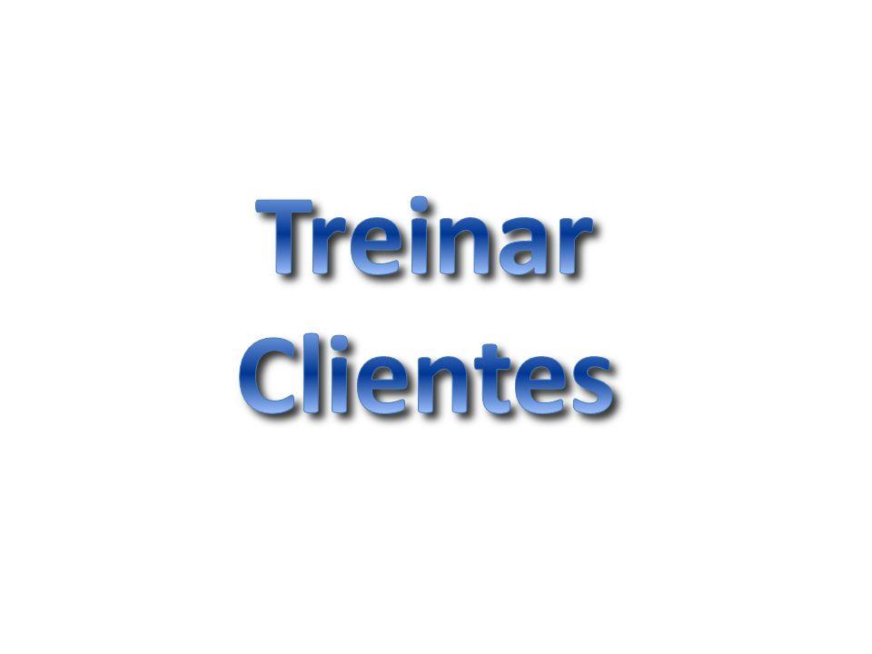 Treinar Clientes
