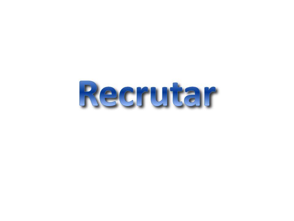 Recrutar