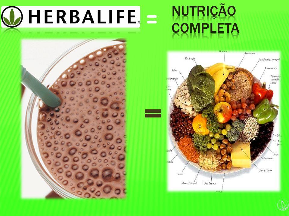 Nutrição Completa = =