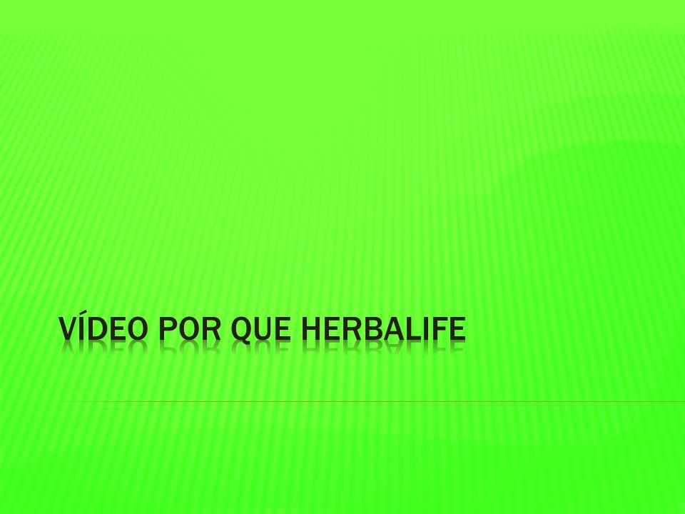 Vídeo Por que Herbalife