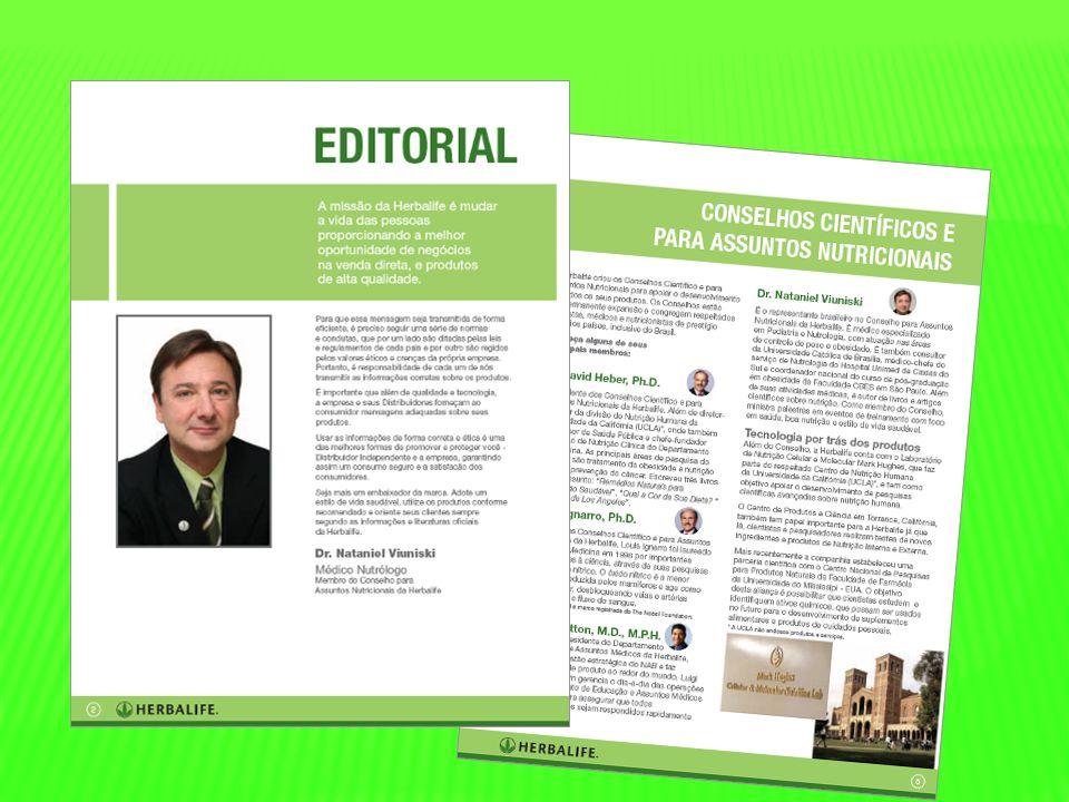 Editoral do Dr. Nataniel e o suporte dos Conselhos e membros dos Conselhos
