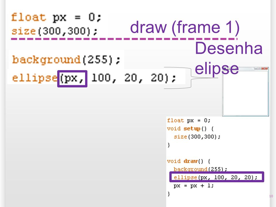 14/10/09 draw (frame 1) Desenha elipse 10