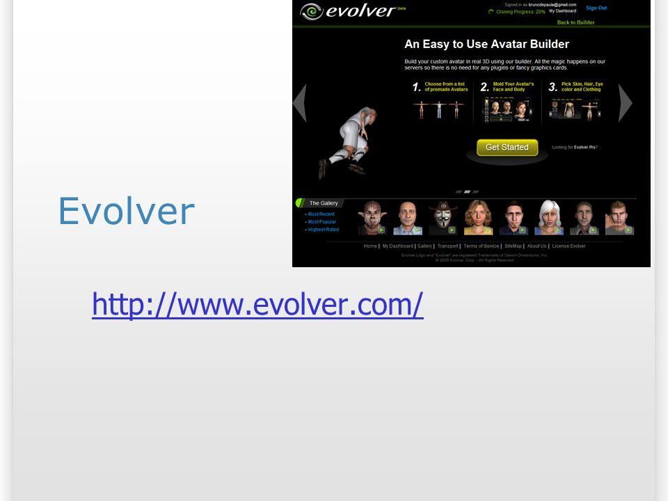 Evolver http://www.evolver.com/