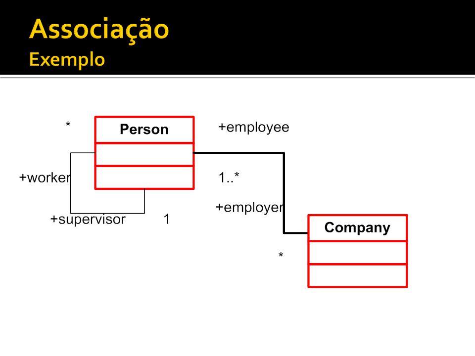 Associação Exemplo